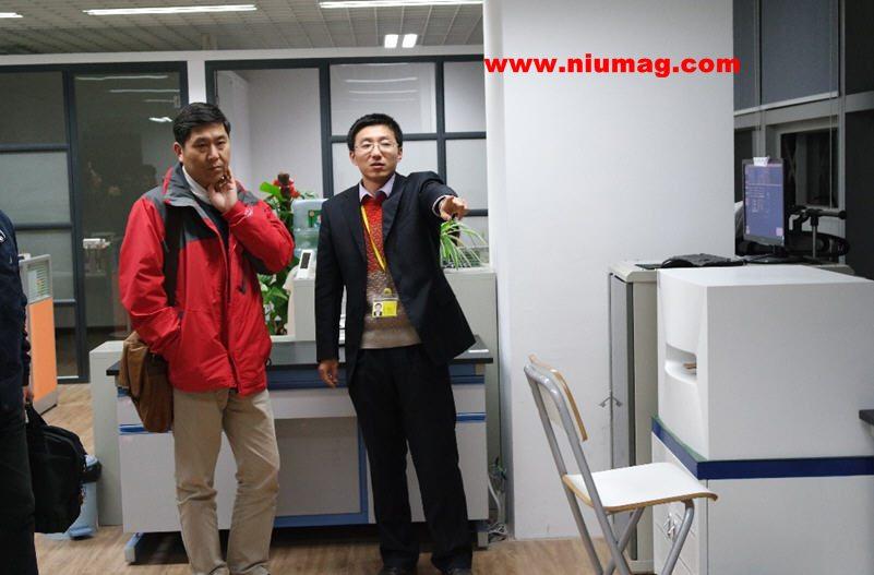 """""""纽迈科技2015上海地区低场核磁共振应用研讨与未来技术发展讨论会""""成功召开"""