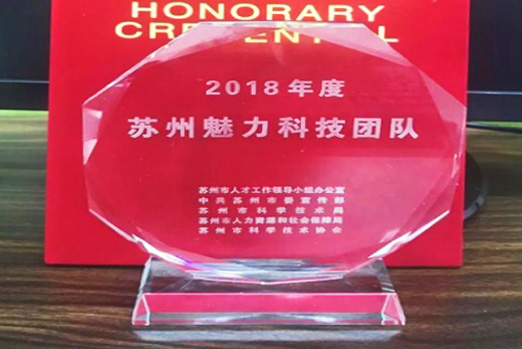 纽迈分析荣誉与奖项