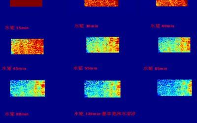 核磁共振驱替分析与成像在提高采收率方面的应用