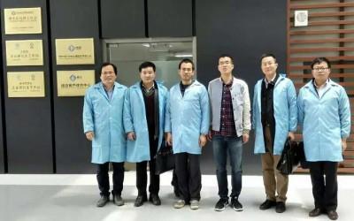 纽迈博士后创新实践基地第一位进站博士吴飞开题报告会顺利举行