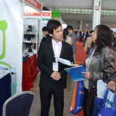 纽迈核磁共振分析仪亮相2013第十届南京国际教育装备及科教技术展览会