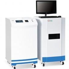 热烈祝贺纽迈第一套自主研发的变温核磁共振交联密度仪一次性装机成功