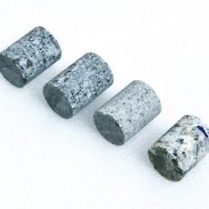 核磁共振分析致密砂岩的孔隙结构(孔喉半径)