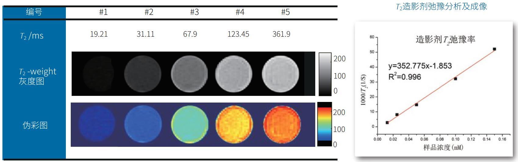 核磁共振造影剂成像分析仪